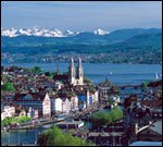 Zurich - Downtown Switzerland