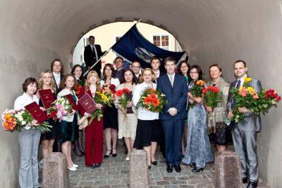 Riga Graduation 2009