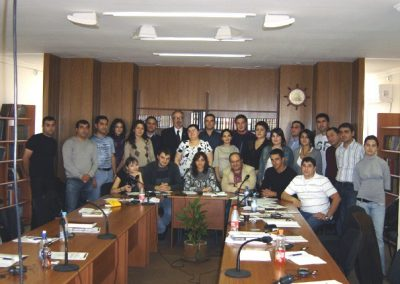 RAU MBA Class