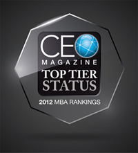 CEO Magazine Top Tier Status