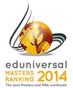 Eduniversal Best Masters Ranking 2013-2014