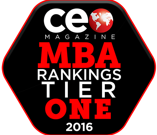 CEO Magazine European MBA Rankings 2016: Tier One