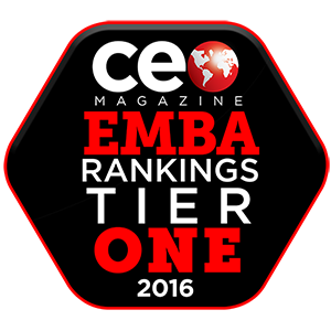 CEO Magazine MBA Rankings