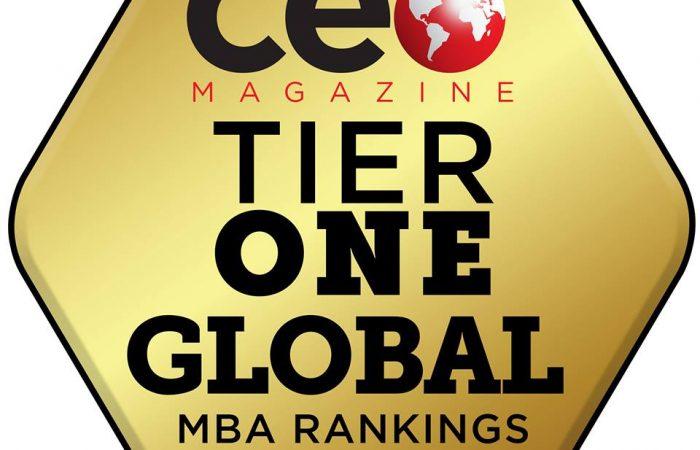 CEO Magazine Rankings 2018